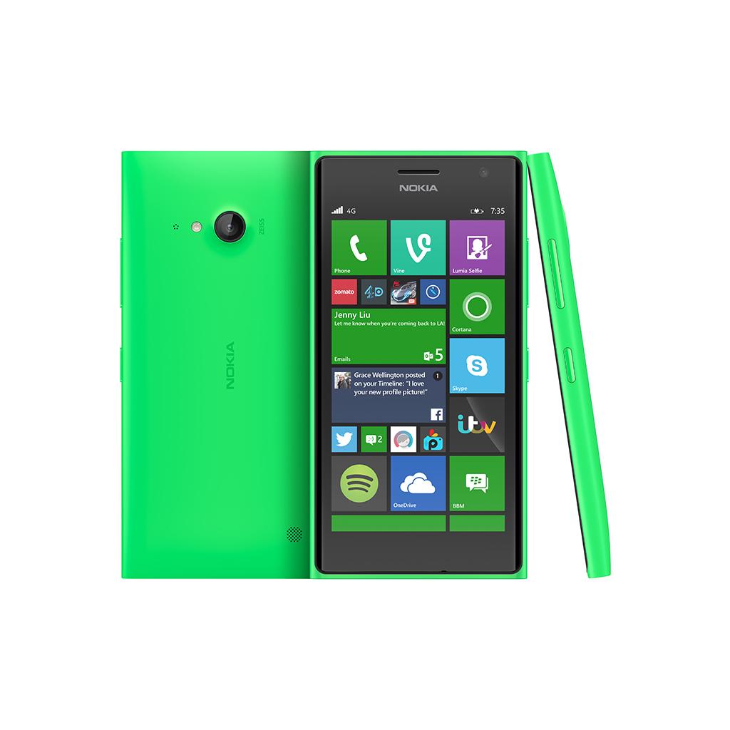 Nokia Lumia 520 Lime Green Price