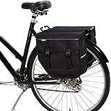 BikyBag Model M - Dubbele bagagedragertas, fietstas voor bagagedrager