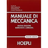 Manuale di meccanica PDF Libri