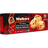 Walkers Butter Chocolate Chip Shortbread Biscuits 125g
