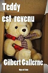 Teddy est revenu (Thriller / Polar) Format Kindle