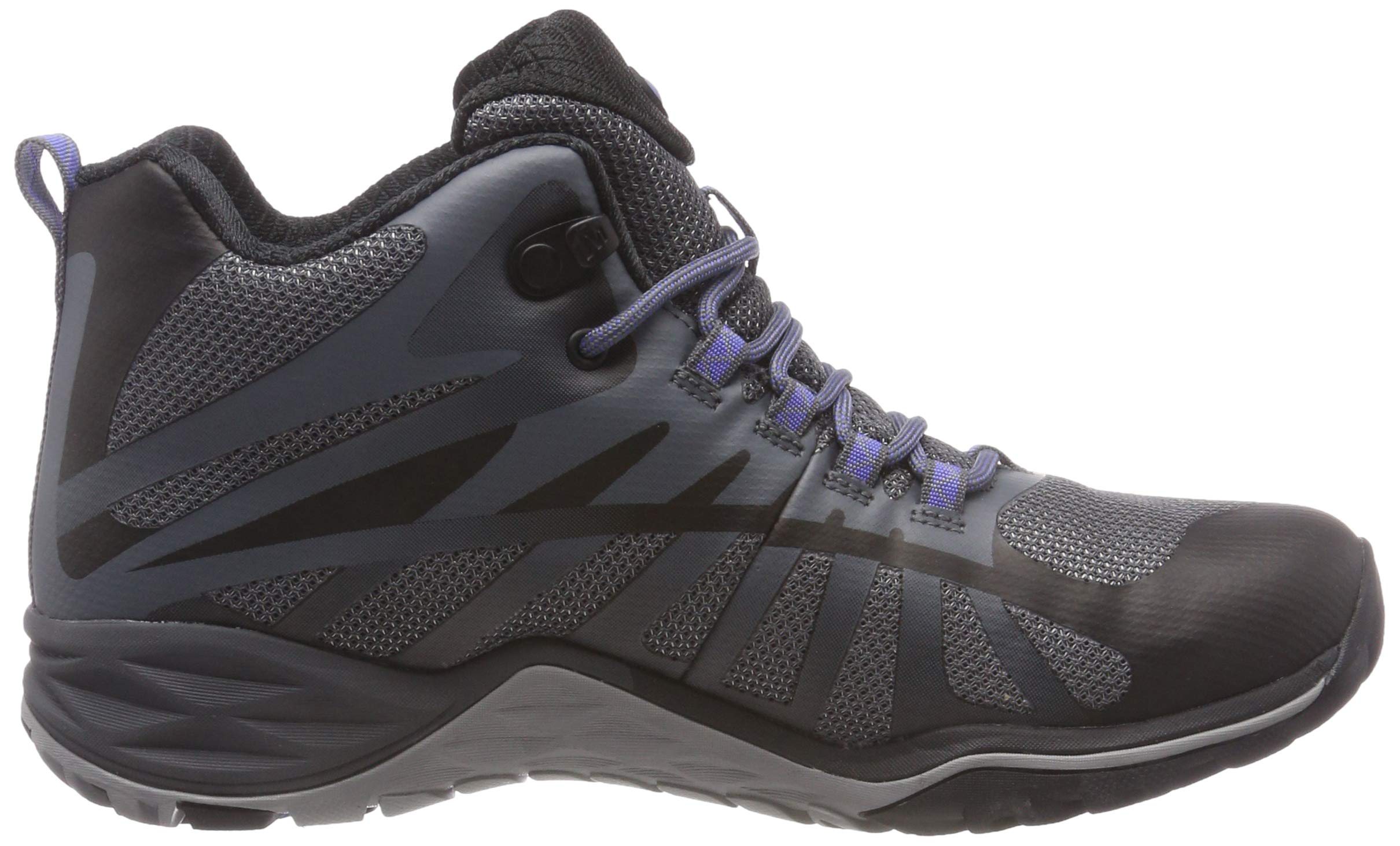 81jpoJI 7GL - Merrell Women's Siren Edge Q2 Mid Wp High Rise Hiking Boots