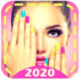 Face Beauty Makeup Photo Editor Camera Filters Stickers & Beauty Maker - Beautify Your Face - Makeup Stickers - Makeup Artist 2020