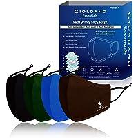 Giordano Cotton Anti Pollution 6 Layer Reusable Outdoor Face Mask