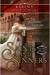 Saints and Sinners (Darcy and Fitzwilliam Book 4) Kindle Edition