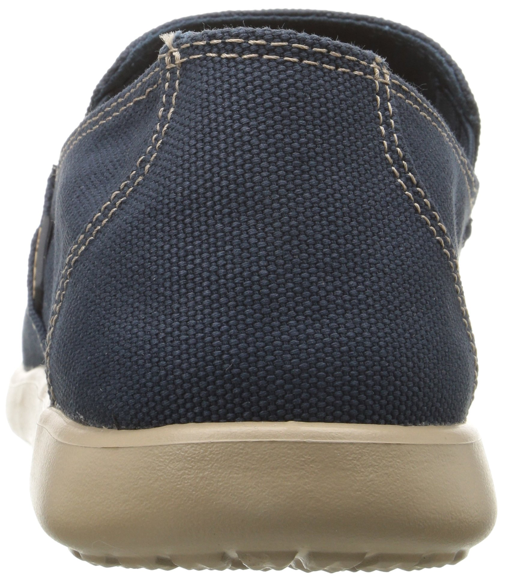 Crocs Santa Cruz Clean Cut – Mocasines hombre