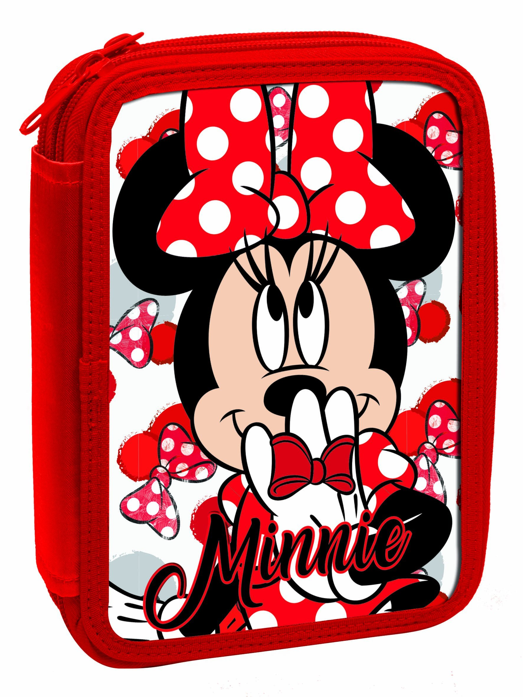 Estuches Multicolor Minnie Mouse