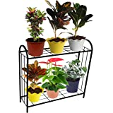 ORCHID ENGINEERS Iron Plant Stand/Pot Stand (2 Step Big, 2 Step)