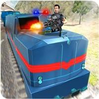 Polizei Bullet Train Simulator