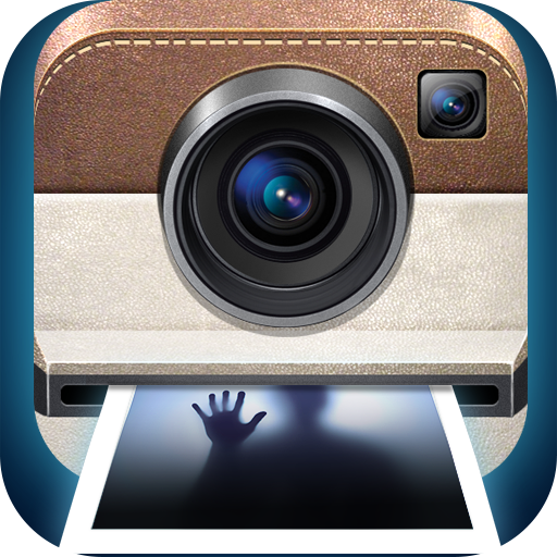 Geist Detector Kamera Pro (Halloween Foto-collage Maker)
