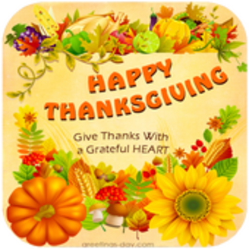 Thanksgiving Day Cards -