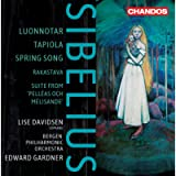 Sibelius: Luonnotar [Lise Davidsen; Bergen Philharmonic Orchestra; Edward Gardner] [Chandos Records: CHSA 5217]