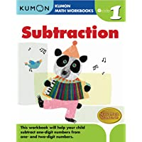 Grade 1 Subtraction (Kumon Math Workbooks)