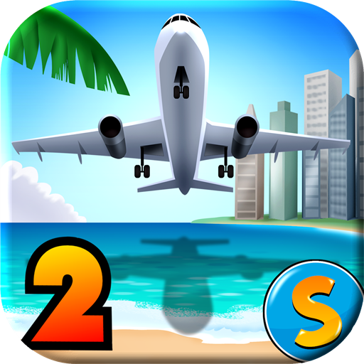 Spiel Paradise Island (City Island: Airport 2)