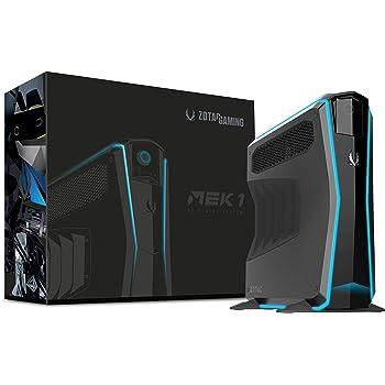 ZOTAC MEK1 3,6 GHz 7ª generación de procesadores Intel® Core i7 i7-