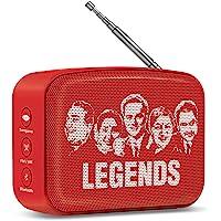 Saregama Carvaan Mini 2.0- Music Player with Bluetooth/FM/AM/AUX (Sunset Red)