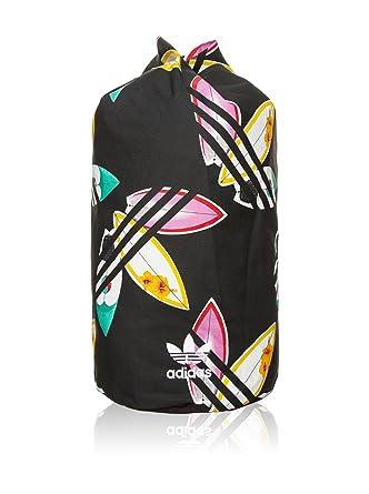 Adidas Originals Rucksack in Schwarz, seasack Design