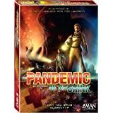 Z-Man Games ZM7111 Z-Man Games – Pandemi – i knivskärning – 1 förlängning