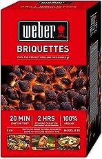 Weber Coconut Shell Charcoal Briquettes (5kg)
