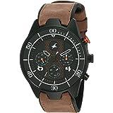 Fastrack All Nighters Analog Black Dial Men's Watch 3195AP01/NN3195AP01