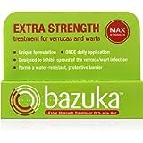 Bazuka Extra Strength Treatment Gel with emery board, 6g