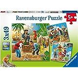 Ravensburger Kinderpuzzle 08030 Abenteuer auf hoher See