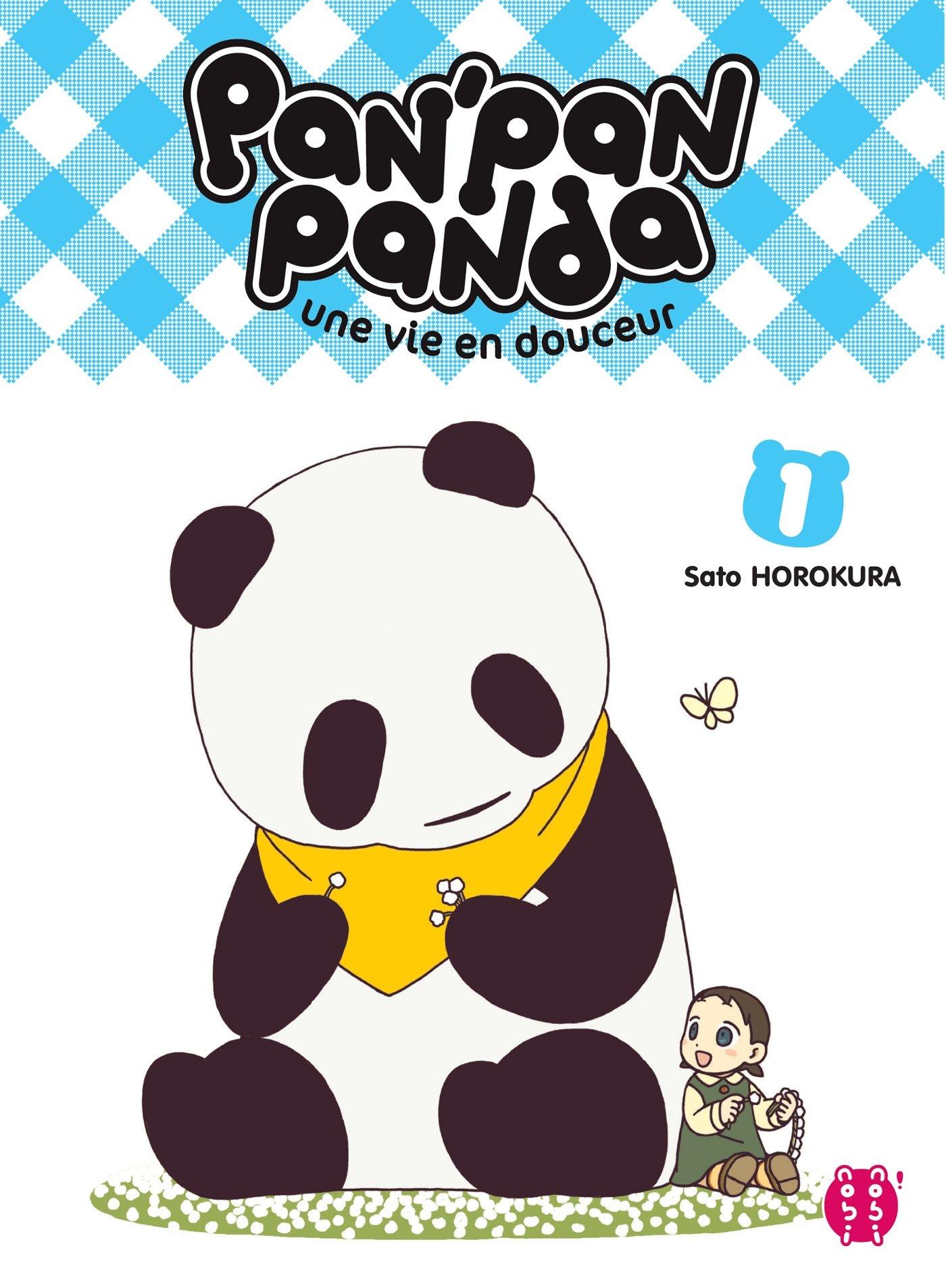 Pan' Pan Panda - Une vie en douceur Vol.1
