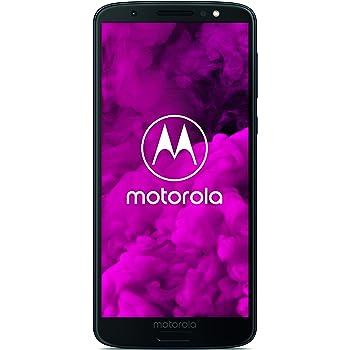 Motorola G6 Smartphone da 64 GB, Nero, [Italia]