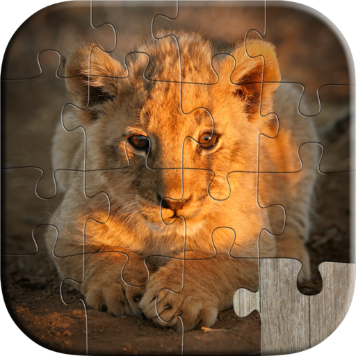 Cute Animal Puzzles for Kids - Fun and Educational Jigsaw Puzzle Game for Preschool Toddlers, Boys and Girls Ages 1, 2, 3, 4, 5 Years Old - Free Trial