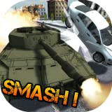 Crossy Tank Road Hero
