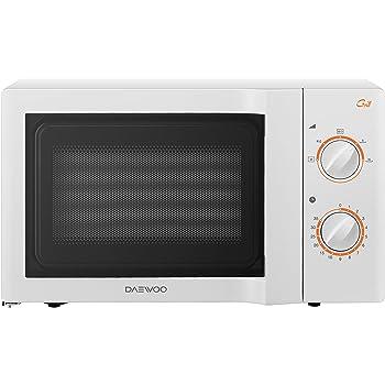 Daewoo kog 6l67 forno a microonde meccanico combinato grill bianco 20 lt casa e cucina - Pccomponentes microondas ...