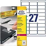 AVERY Zweckform L6112-20 Sicherheitsetiketten zum Versiegeln 24 pro Blatt 40 mm Durchmesser 480 Etiketten