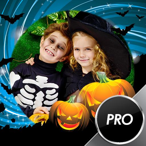Halloween Kostüm Frame - Halloween-Fotorahmen