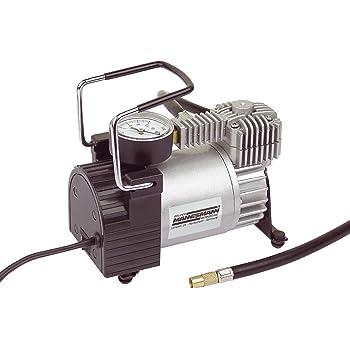 Brüder Mannesmann Werkzeuge Mannesmann - M01790 – Mini compressore in alluminio, 140 psi