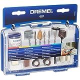 DREMEL Tillbehörssats med många användningsområden (687)
