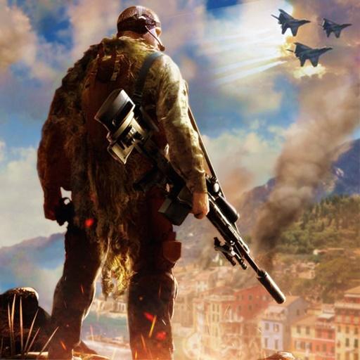 Epic Sniper 3d Assassin : Elite Army marine corps