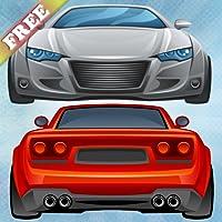 Autos Rennspiel für Kinder und Kleinkinder : fahren die schnellsten Fahrzeuge in diesem Autorennen Spiel ! KOSTENLOS