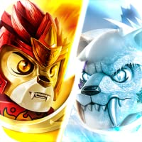 LEGO® Legends of Chima: Tribe Fighters