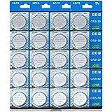 3V Lithium-Knopfzelle CR2450 Batterien, 20er Votivkerzen, Teelichter, Video, Computer, Rechner, IC-Karten, elektrische Produk