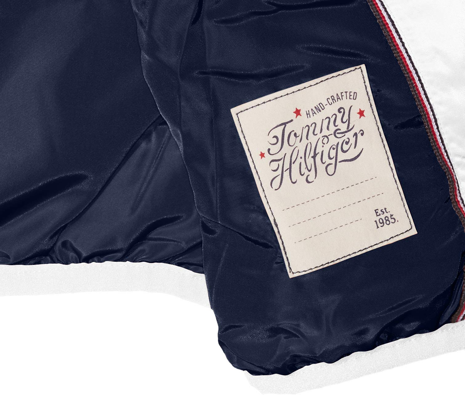 Tommy Hilfiger Recycled Short Puffer Chaqueta para Bebés 3