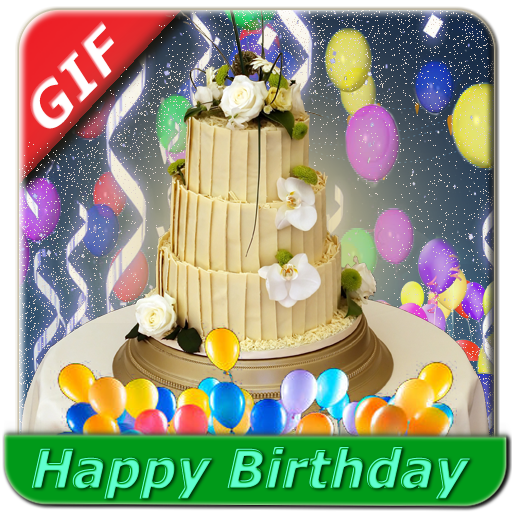 Birthday Wishes Bday Cake Amazonde Apps Fur Android