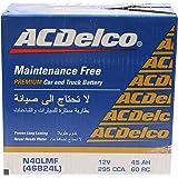 ACDelco Battery for Car Capacity 45 Ah