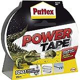 Pattex Power Tape reparatietape in doos, 25 m, wit