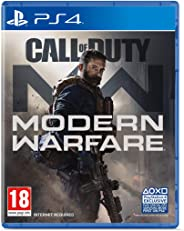 Call Of Duty Modern Warfare (PS4)