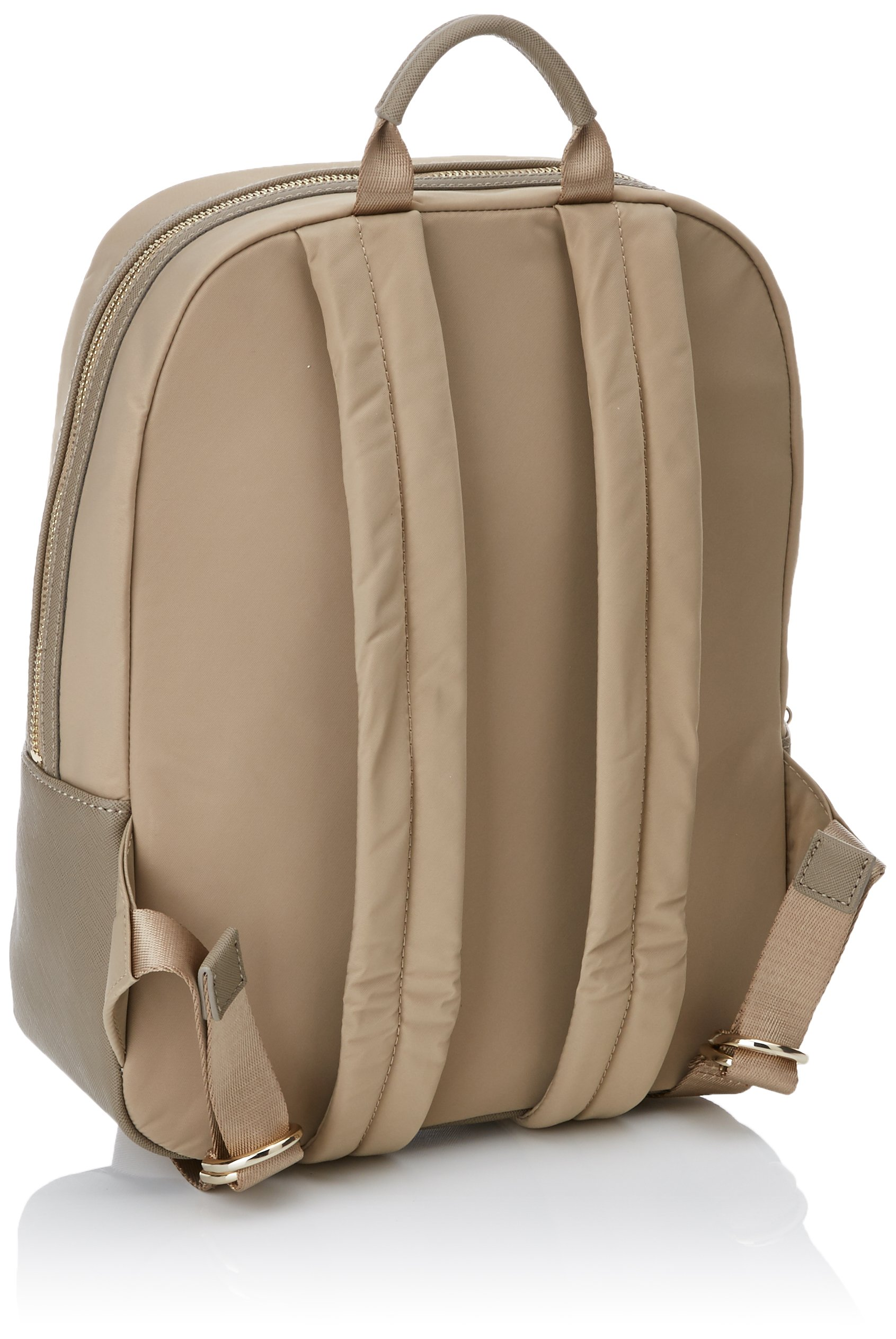 81k31OrhOvL - Tous 695810088, Bolso mochila para Mujer, Beige (Topo), 26x33x9.5 cm (W x H x L)