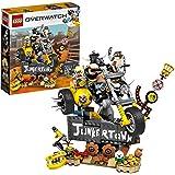 Lego 6280065 Lego Overwatch Lego Overwatch Junkrat.& Roadhog - 75977, Multicolor