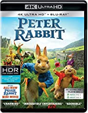 Peter Rabbit (4K UHD & HD) (2-Disc)