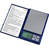 EAGLE Digital Pocket Weighing Scale with Green Backlight (600 g, Black)