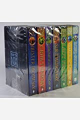 The Keys to the Kingdom Collection 7 books Set RRP £48.93 ( Mister Monday, Grim Tuesday, Drowned Wednesday, Sir Thursday, Lady Friday, Superior Saturday, LordSunday)(Garth Nix (The Keys to the Kingdom)) (The Keys to the Kingdom) Paperback