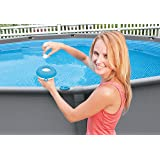 Intex Floating Chemical Doseerdrijver, zwembadaccessoires, chloordispenser, 12,7 cm